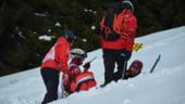 Pericol de avalansa in muntii Bucegi si Fagaras! Chiar si la Balea Lac riscul este mare