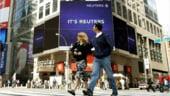 Grupul de informatii financiare Thomson Reuters a fost lansat prin listarea la bursa din Londra