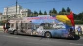 Autobuzele Bucharest City Tour ar putea circula si iarna