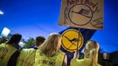 Greva Lufthansa. Afla ce zboruri au fost anulate pe Otopeni