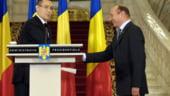 Presedintele si premierul se compara reciproc cu Ceausescu