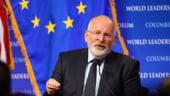 Timmermans spune ca un Brexit fara acord ar fi o tragedie
