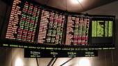 Bursa de la Bucuresti, inca afectata de criza din zona euro