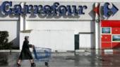 Carrefour: pierderi de 31 milioane de euro in primul semestru