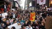 Pro si contra protestelor de pe Wall Street