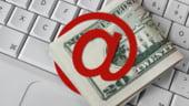Platile online prin card bancar au crescut cu 75% anul trecut