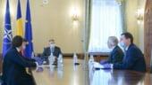 Iohannis: Trebuie sa incurajam economia, care este in situatie de criza. Am gasit solutii si pot fi puse in practica