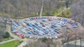 Tarifele pentru parcarile publice din Bucuresti vor fi majorate. Taxa pentru deblocarea masinii va fi peste 200 de lei