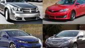 Ce modele de autoturisme vor domina piata auto in 2012