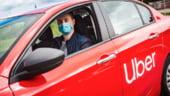 Uber ia masuri pentru siguranta: De acum calatorim doar cu masca de protectie, dincolo de un panou separator