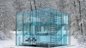 Extravaganta versus intimitate: 600 mii euro pentru o casa din sticla