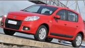 Modelele Dacia - primele trei pozitii in clasamentul celor mai vandute masini in Romania
