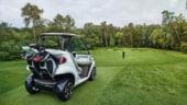 Mercedes intra pe piata carturilor de golf. Tu cum te afisezi la club?