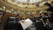 Spania isi alege guvernul. Noul cabinet are o misiune grea