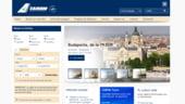 Tarom are un website nou