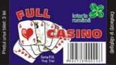"""Loteria Romana a lansat un nou produs. Cum se joaca si ce premii are lozul """"Full Casino"""""""