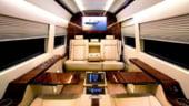 Nu doar limuzinele sunt luxoase! Exista si dube in care te simti ca un magnat