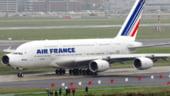 Air France anuleaza toate zborurile de vineri dimineata cu plecare sau sosire la Paris