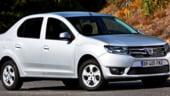 "Dacia Logan castiga titlul ""Masina Anului 2013 in Romania"""