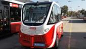 Calatorii din Viena circula cu autobuze fara sofer