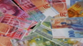 Francul elvetian va scadea pe termen mediu