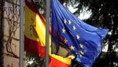 Fitch retrogradeaza Spania cu trei trepte pana la BBB cu perspectiva negativa