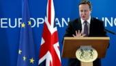 David Cameron sustine prezenta Marii Britanii in Uniunea Europeana