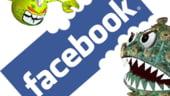 Atac pe Facebook: Peste 200.000 de romani pot fi usor inselati