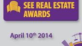 Lista finala a nominalizarilor la SEE Real Estate Awards 2014