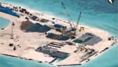 China, somata de Pentagon sa nu mai construiasca insule artificiale
