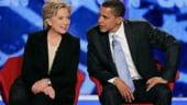 Barack Obama si Hillary Clinton, cele mai admirate personalitati in SUA in 2010