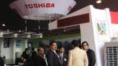 Toshiba a preluat operatiunile Sony in sectorul chipurilor pentru 835 milioane dolari