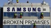 Brazilia da in judecata Samsung pentru cum isi trateaza angajatii