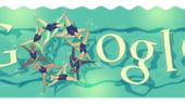 Google promoveaza proba de inot sincron