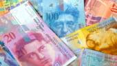 Deflatia din Elvetia sustine pragul minim pentru franc