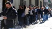 Grecia: Rata somajului depaseste 25%