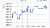 Bursa a inchis pe verde sedinta de tranzactionare