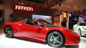 Ferrari si Maserati, scadere a vanzarilor in Italia