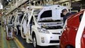 Toyota are tinte mari: Vrea sa vanda 8 milioane de masini in 2012