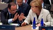Prima zi a summit-ului UE: Merkel versus restul Europei