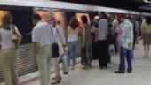 Alarma cu bomba la metrou