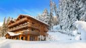 Cum arata cabana de schi la care merge Richard Branson (Galerie foto)