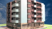 Dezvoltatorii imobiliari cauta solutii pentru a-si vinde apartamentele de la parter si ultimul etaj