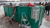 Cum a cumparat Firea masinile de topit zapada: Cate una de institutie, de la Zoo pana la Protectia Animalelor. Prin incredintare directa, de la aceeasi firma
