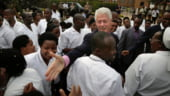 """Bill Clinton a inaugurat """"Dubaiul Africii"""", in Nigeria"""