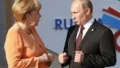 Angela Merkel nu-l invita pe Putin la summitul G7 pe care il gazduieste