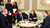 Ucraina se zbate sa supravietuiasca. Rusia ii poate cere oricand falimentul