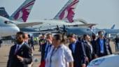 Show-ul aeronautic de la Paris, mina de aur pentru Airbus si Boeing