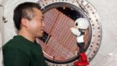 Premiera mondiala: Un robot si un astronaut au purtat o scurta conversatie in spatiu
