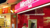Rezultate financiare peste estimari dupa primul an de Millennium Bank